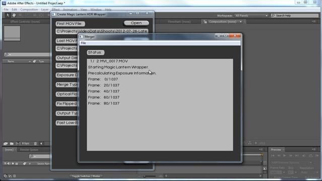 Ginger HDR als Alternative zu EXR - DIGITAL PRODUCTION