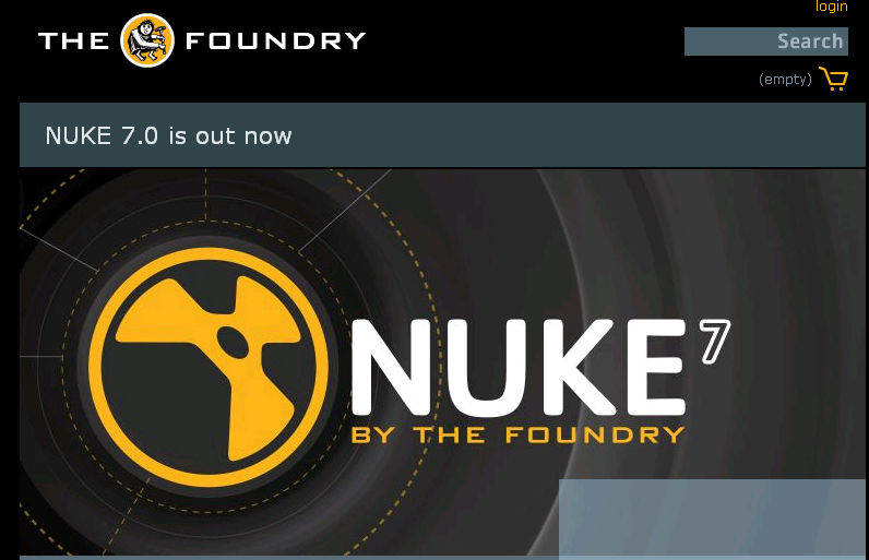 Nuke 7 released - DIGITAL PRODUCTION