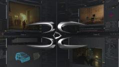 3D Equalizer