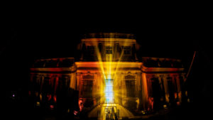 Architektur – ideal für Video-Mapping