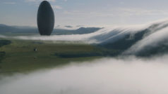 """Arrival"" Sony Pictures VFX-Oscar"