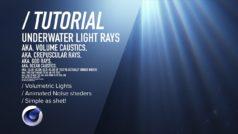 Unterwasser-Beleuchtung Cinema 4D