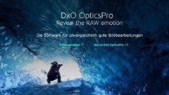 DxO OpticsPro 9 kostenfrei