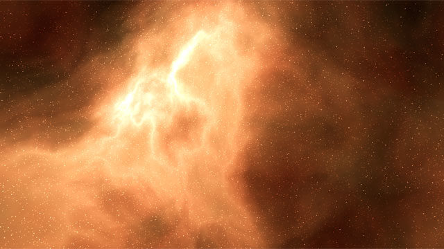 Blender Space Nebula Node