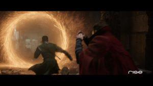 Doctor Strange Rise Reel