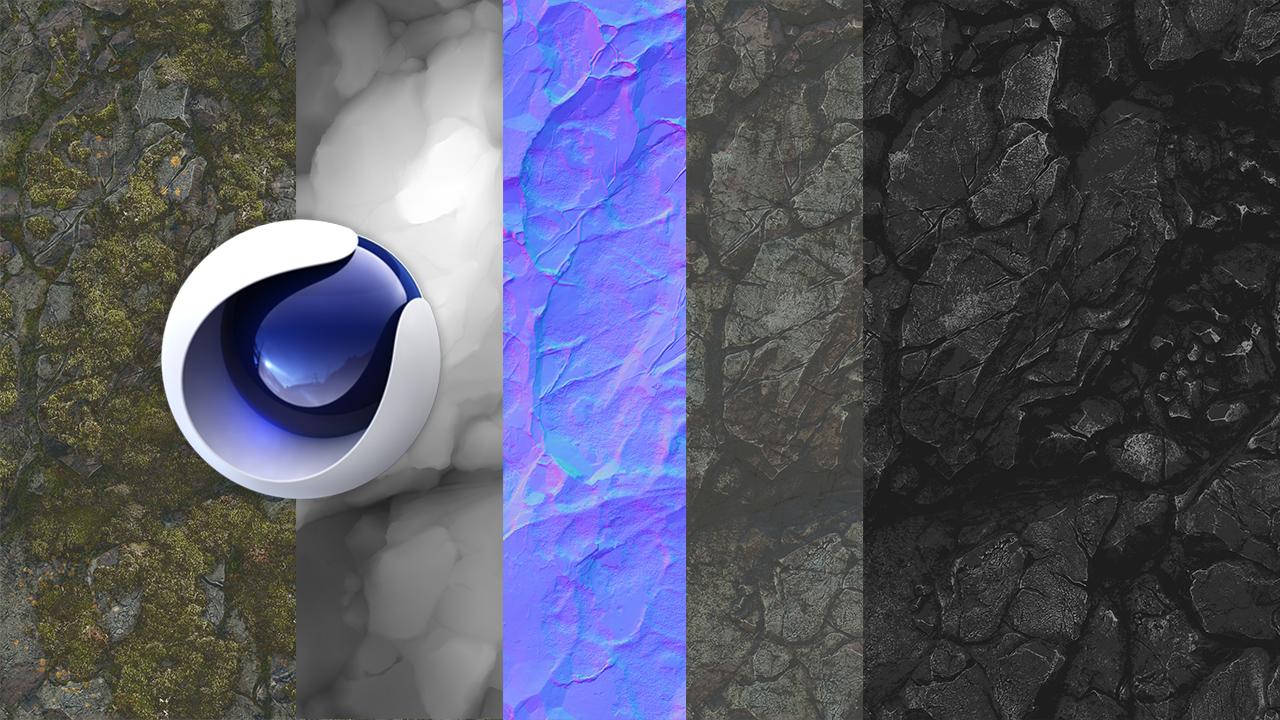 Kostenlose Materialien für Cinema 4D - DIGITAL PRODUCTION