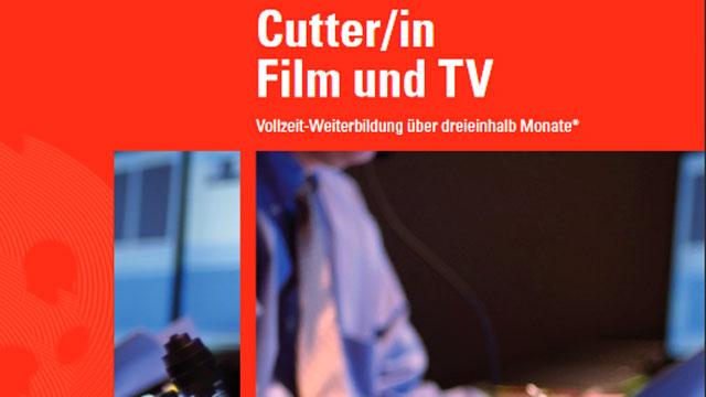 Filmwerkstatt München Cutter Weiterbildung