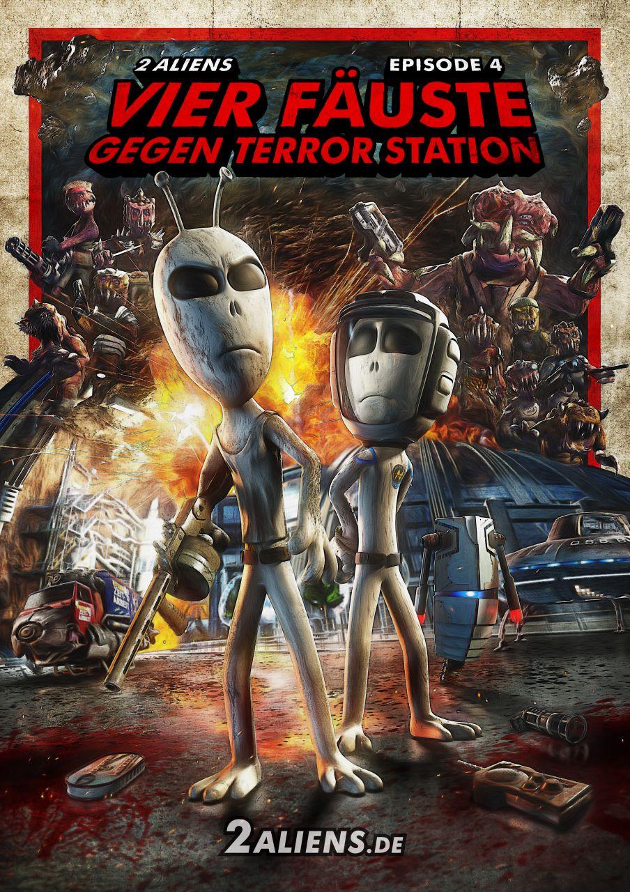 Poster 2 Aliens