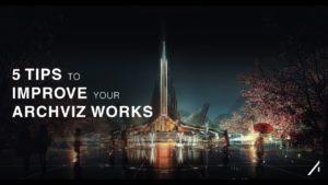 5 Tipps Architekturvisualisierungen