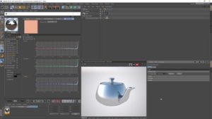 Plug-in Refractive Index Importer Cinema 4D