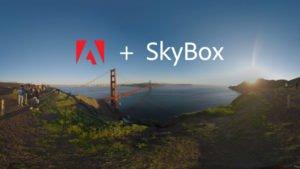 Skybox und Adobe