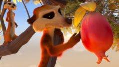 Animationsfilm animago Catch it
