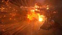 Kingsglaive: Final Fantasy XV Simulation und FX