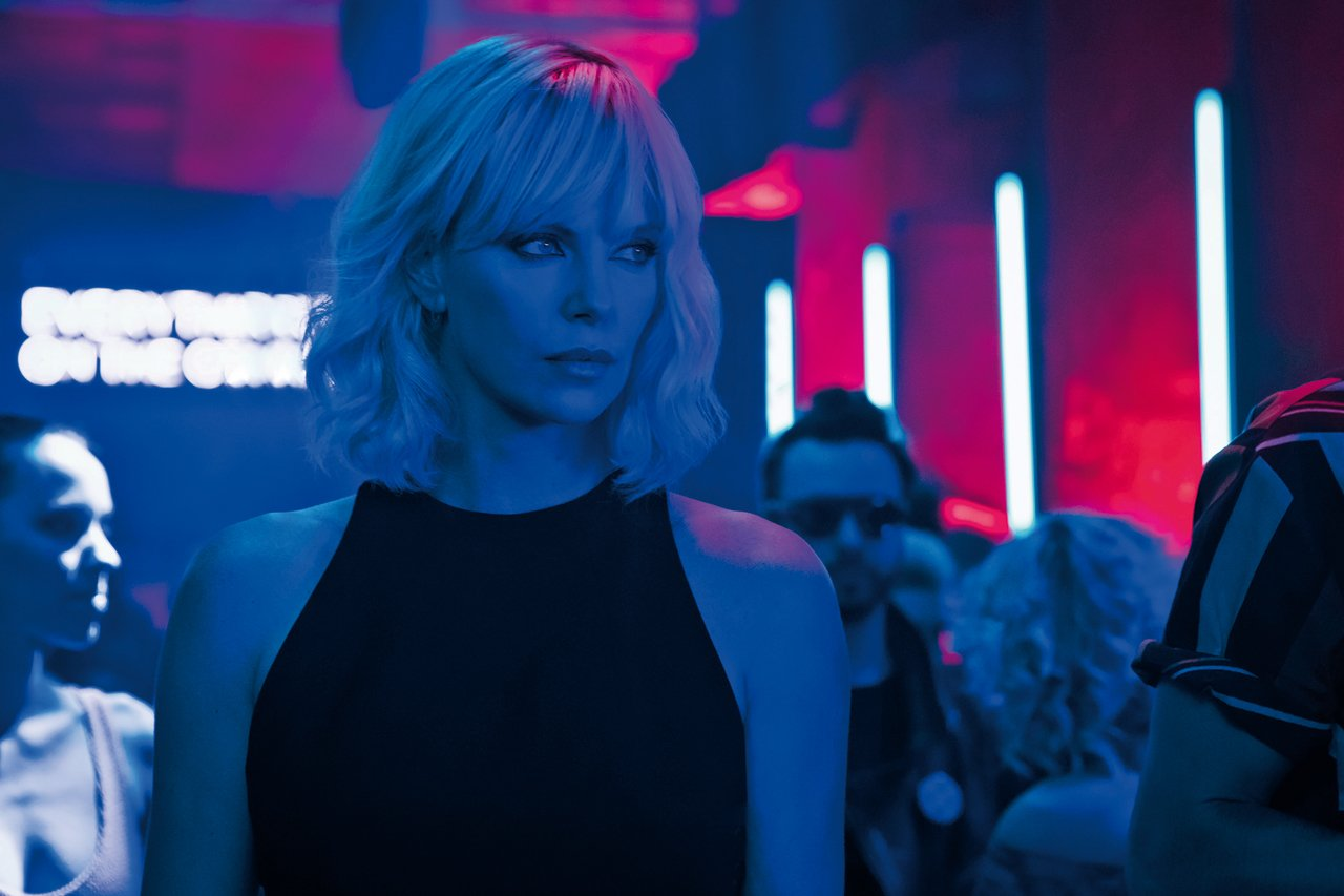 """Atomic Blonde""/Universal Pictures"