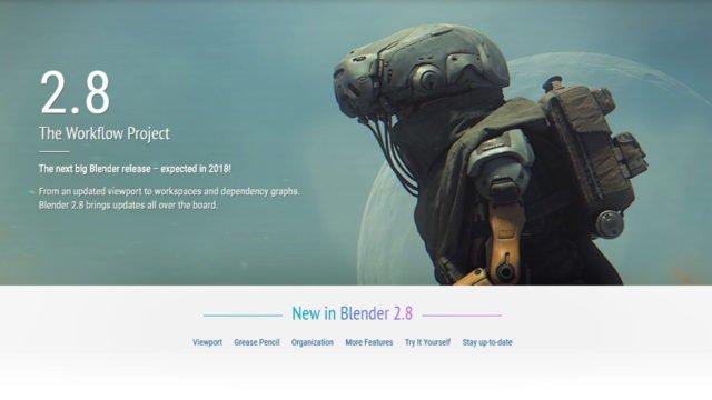 Blender 2.8