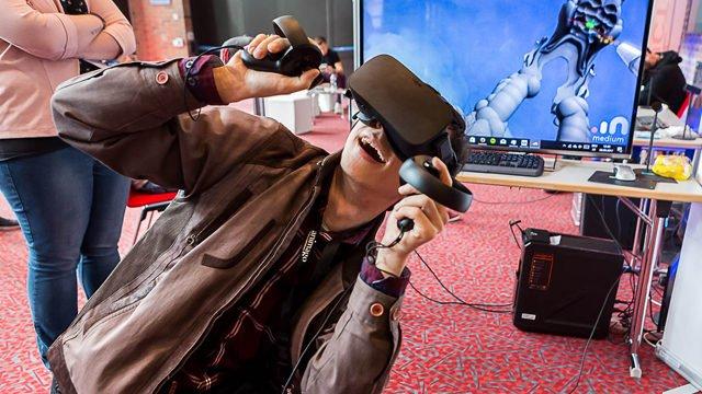 VR Sculpting Contest 2017 animago