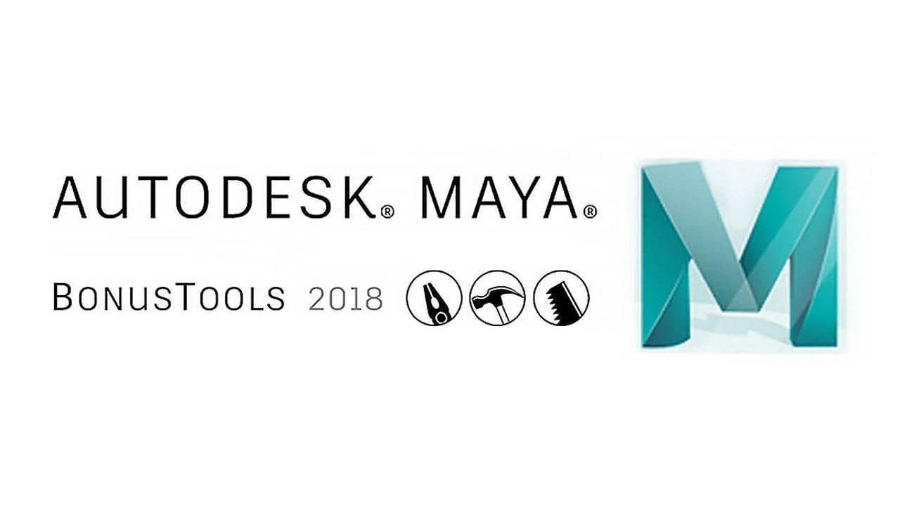 Maya Kostenlose Bonus Tools 2018 Digital Production