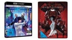 Ghost in the Shell Blu-Ray gewinnen