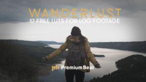 Kostenlose LUTs für LOG Footage