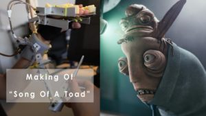 "Making-of-Video ""Song of a Toad"""