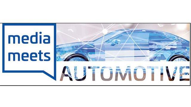 Media meets Automotive