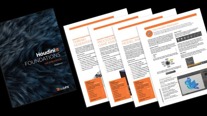 Houdini Foundations PDF