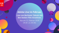 Adobe Live Berlinale 2019 Special