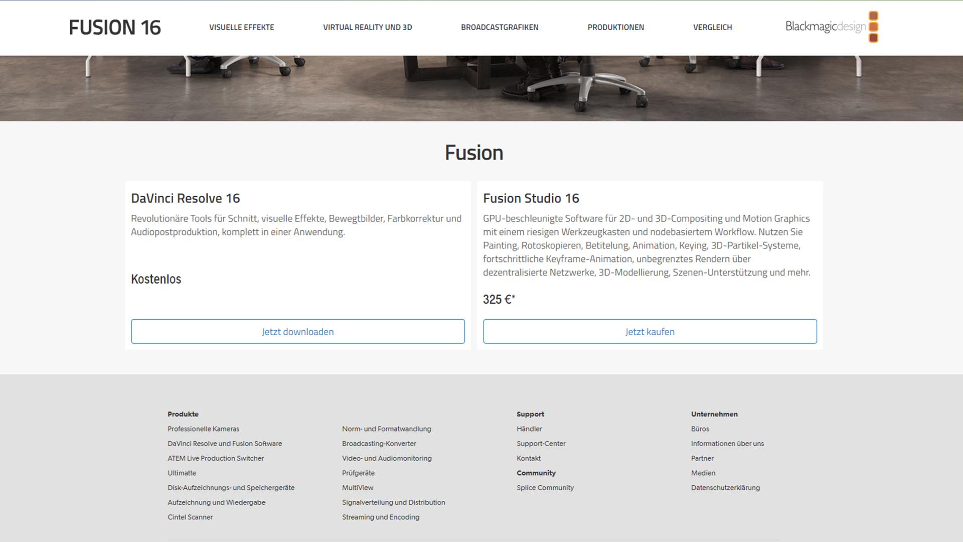Blackmagic Fusion: Aus 9 wird 16 - DIGITAL PRODUCTION