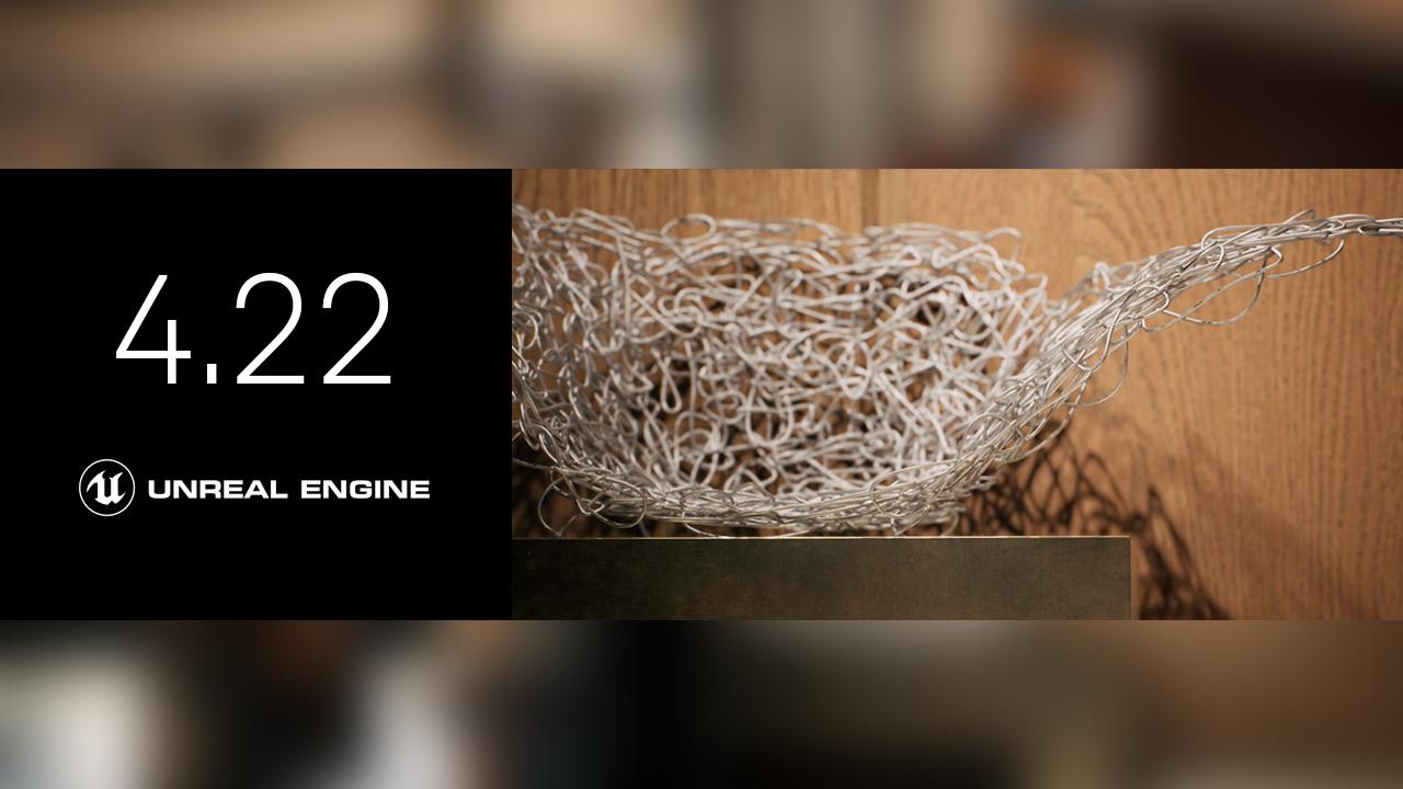 Unreal Engine 4 22: Ein Mega-Update - DIGITAL PRODUCTION