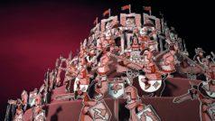 M.I.L.K. – Eine 2D/3D-Zoetrop-Reise durch Kulturen und Dimensionen … und Back to Reality