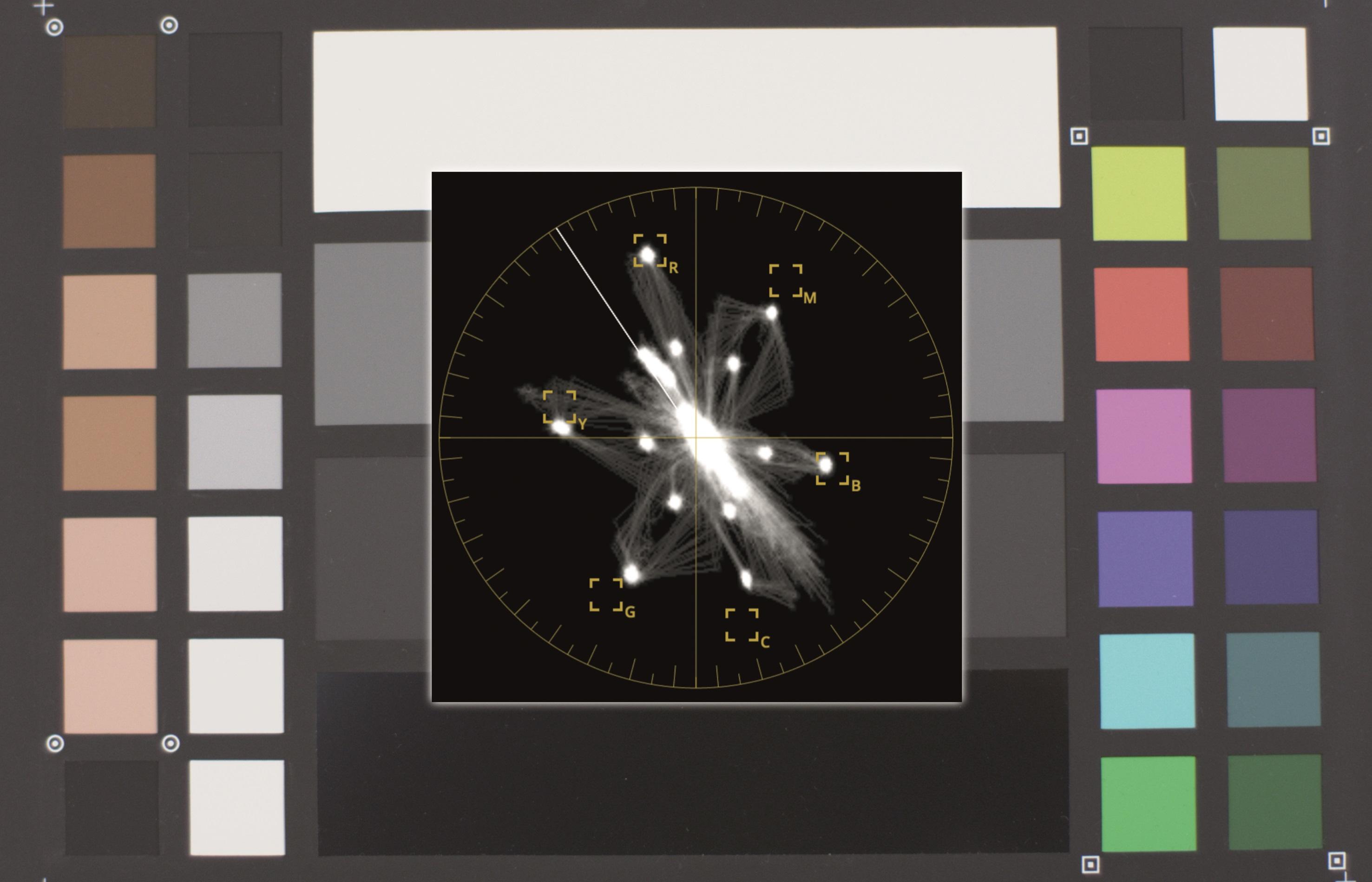 """Die Scarlet MX erbringt mit der aktuellen """"Color Science"""" sehr ausgewogene Resultate."""