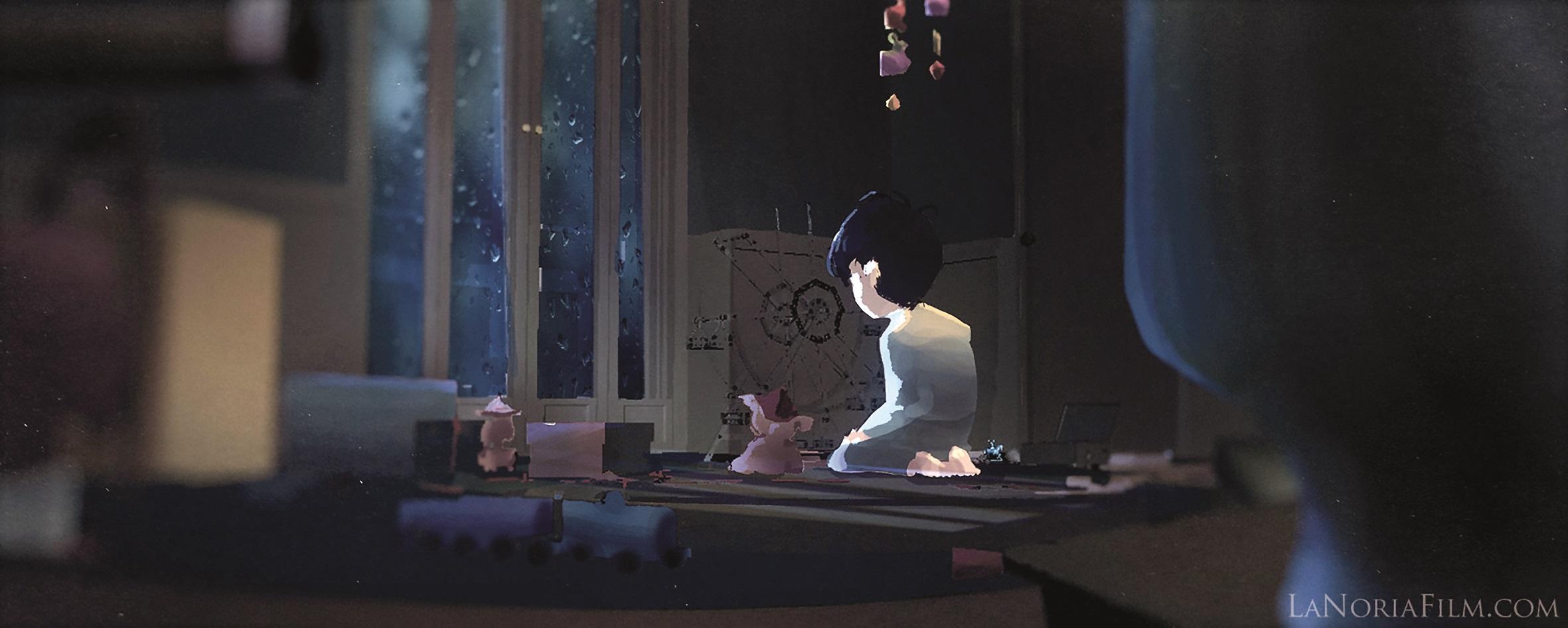 Concept Art für den Film