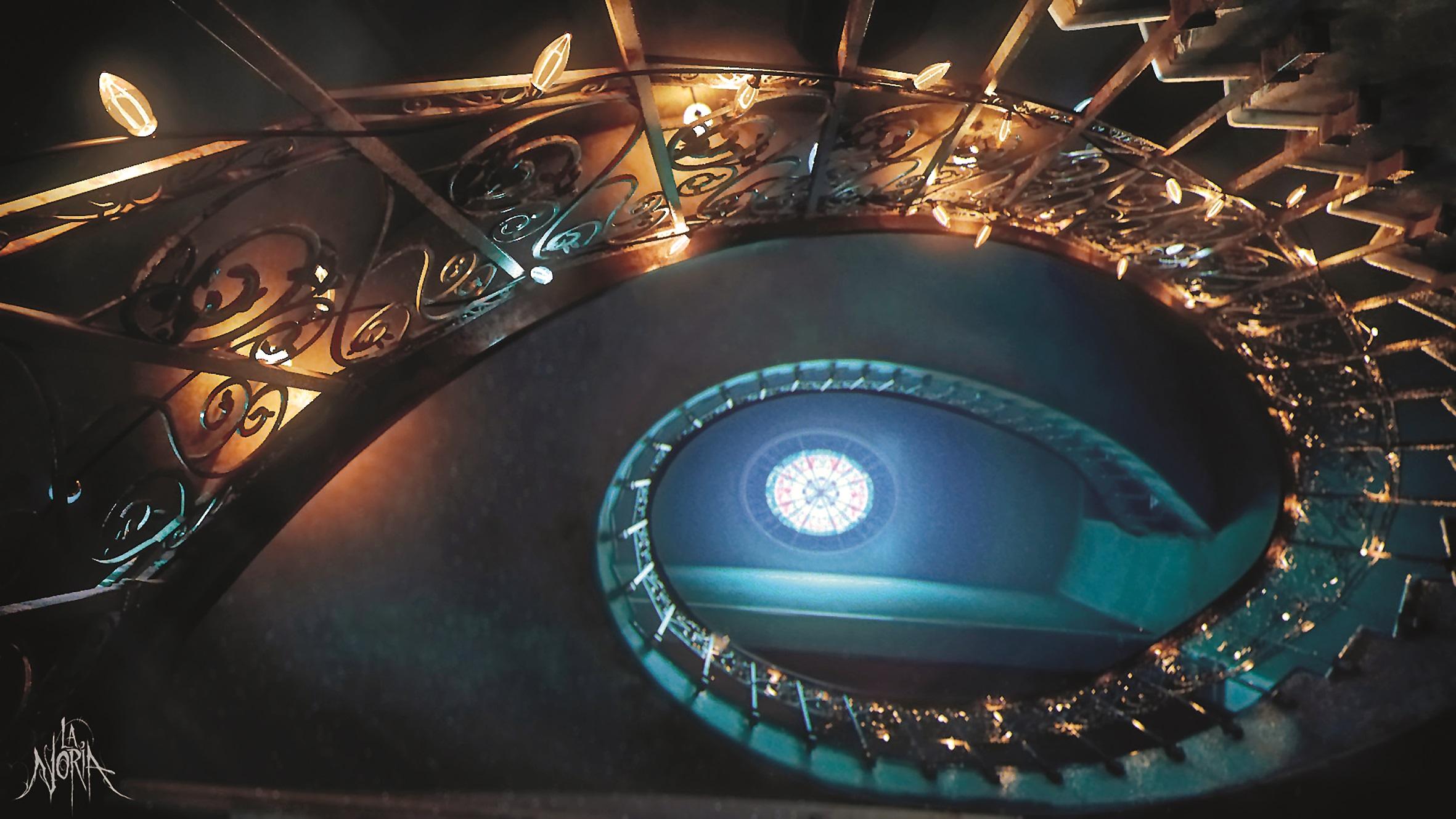 Für das Lighting kamen Key- und Falling-off-Lights sowie eine lokale Beleuchtung zum Einsatz.