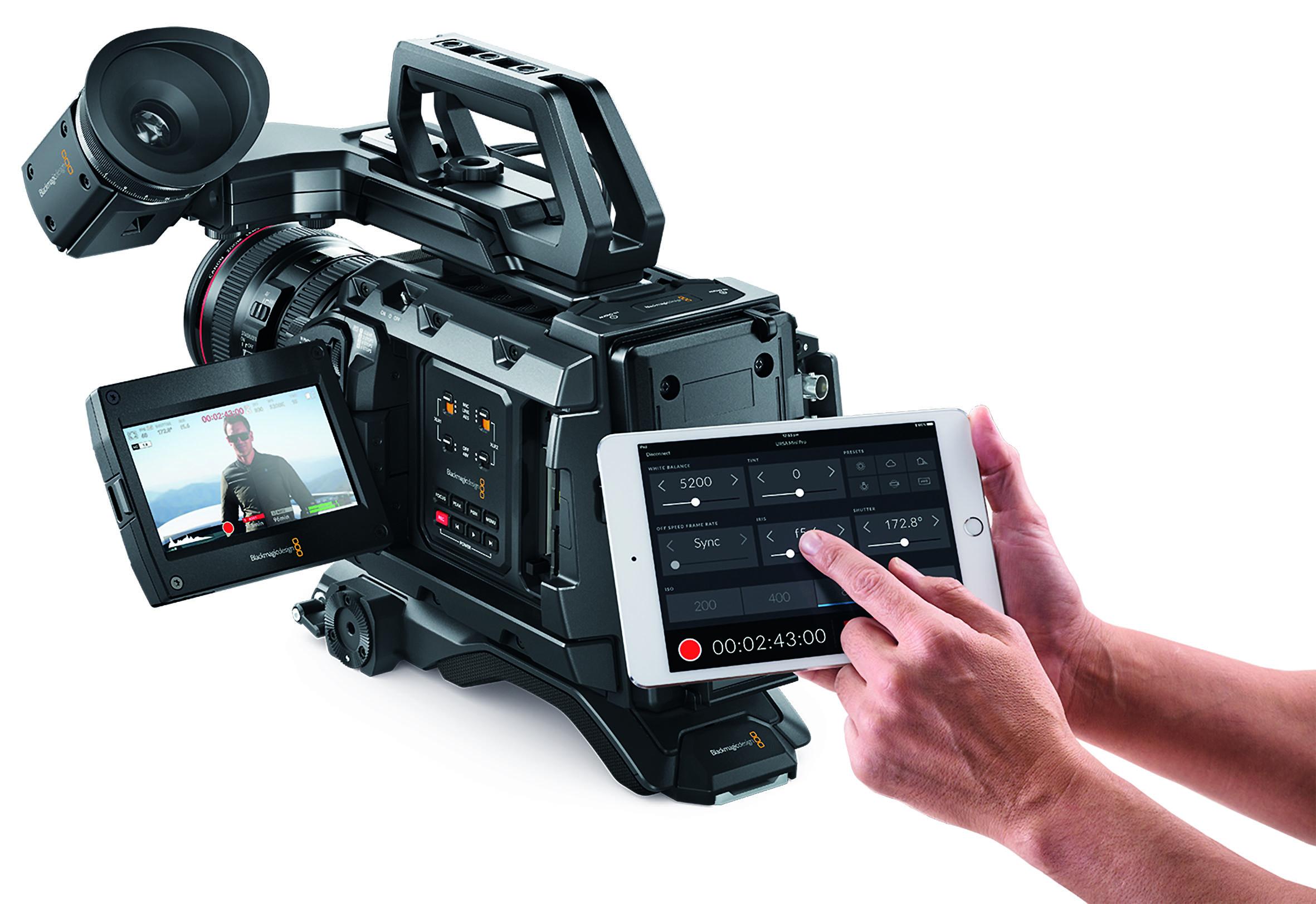 Auch eine Fernsteuerung per Bluetooth mit Tablet oder Smartphone ist angekündigt.