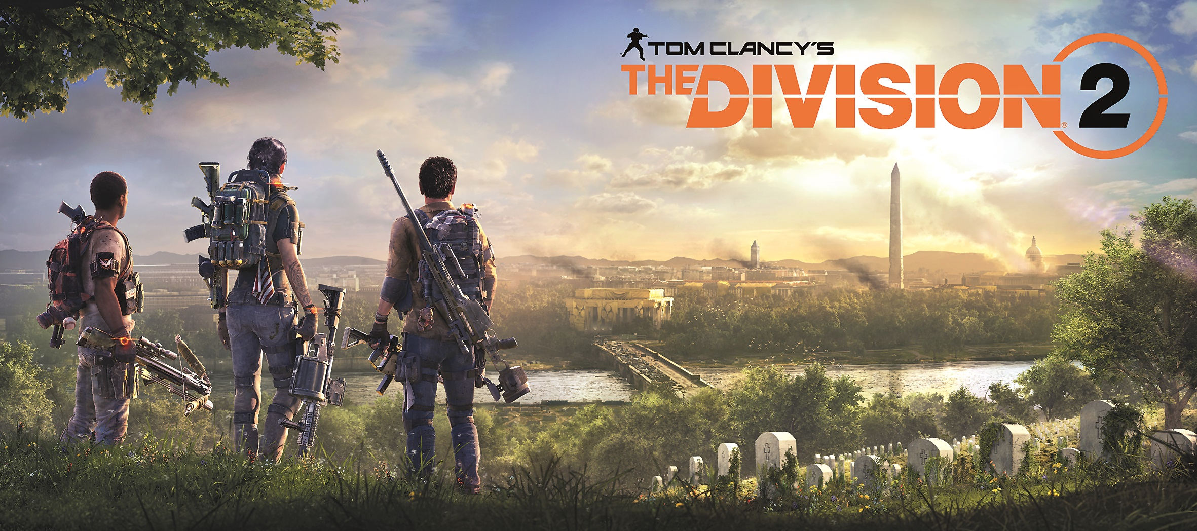 "Winner Best Motion Design: ""Tom Clancy's The Division 2"""