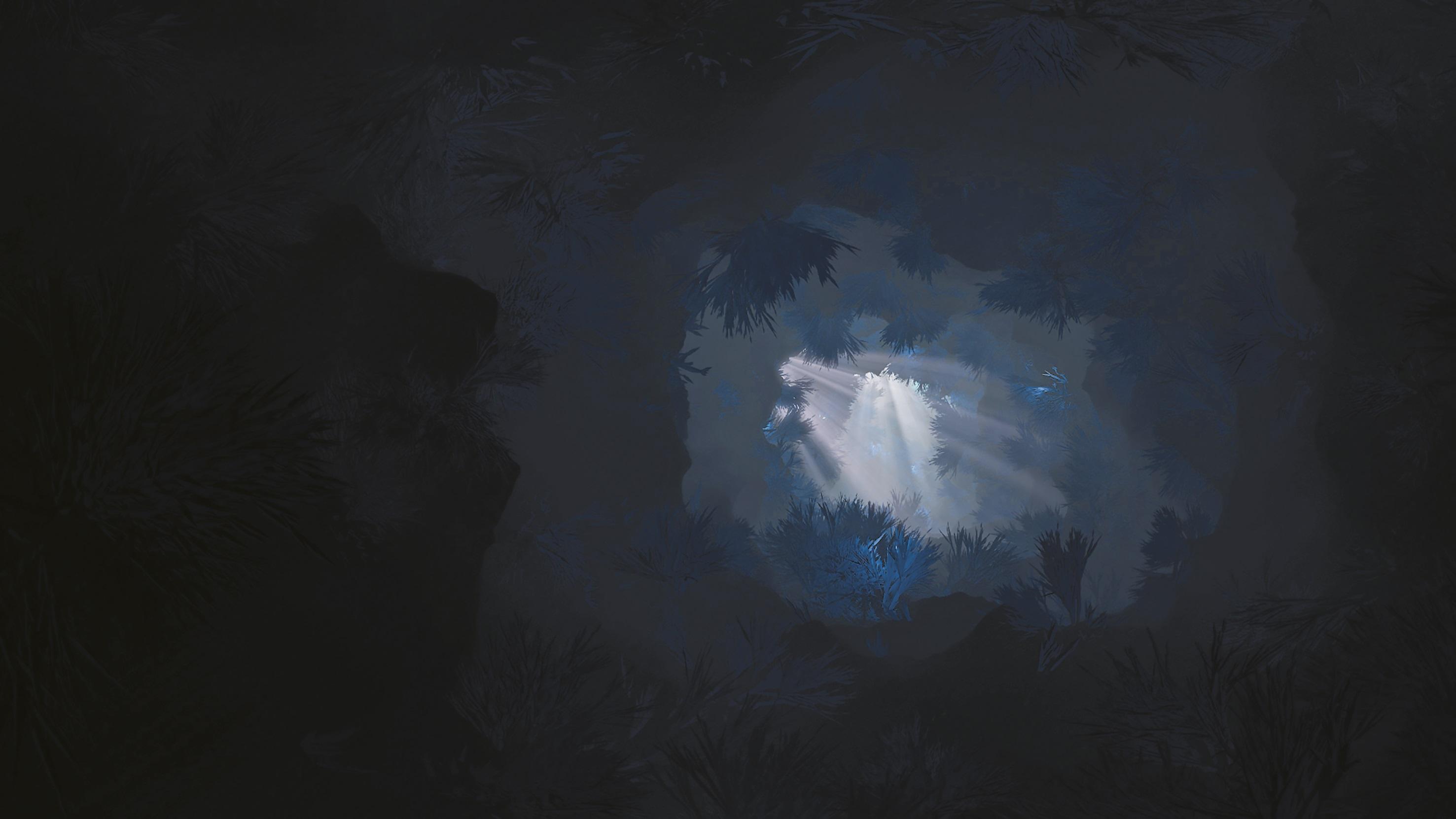 Für die Beleuchtung der Umgebung nutzte Marc Lichter im Ambient-Modus kombiniert mit physikalisch korrektem Falloff.