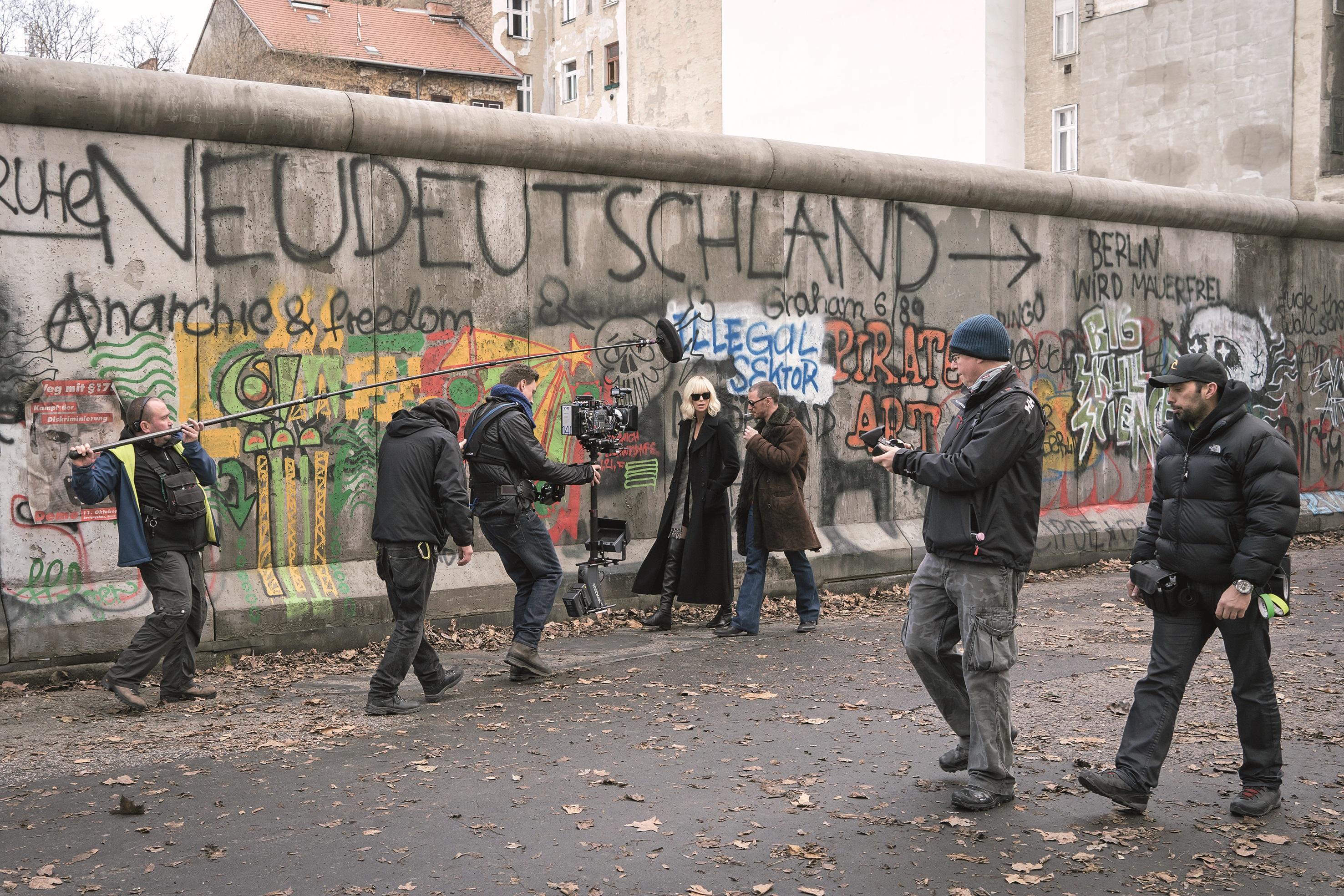 Gedreht wurde in Berlin, gefördert vom Medienboard.