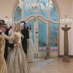 Der High-Speed-Shot der tanzenden Menge entstand mit mehreren gedrehten Layern.