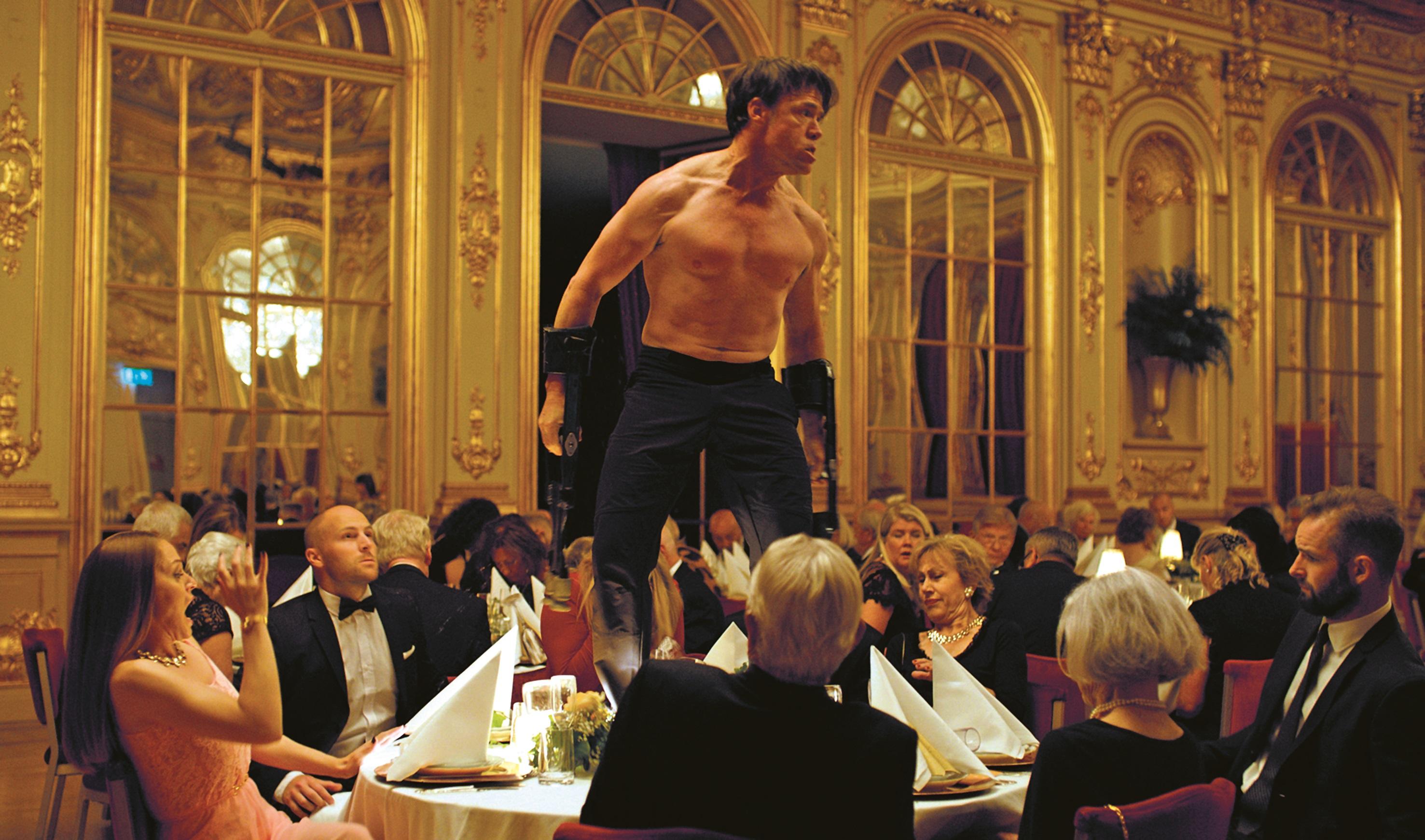 "Internationales Niveau: ""The Square"" hat in Cannes die Goldene Palme bekommen."