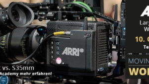 ARRI Large-Format Workshop | Teltec Berlin