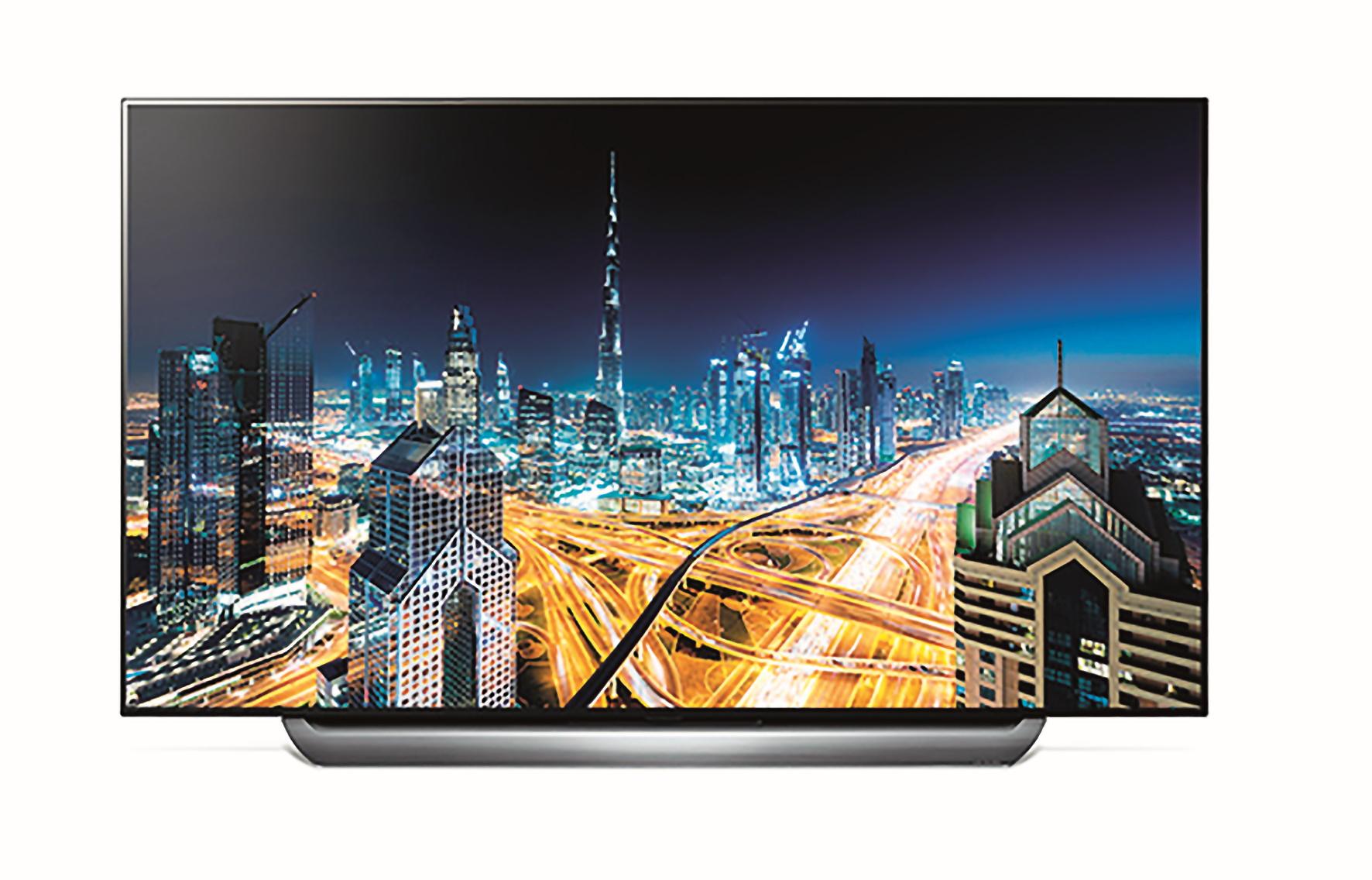LG OLED C8-Serie