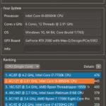 Das Alienware m15 wird zwar warm, bietet aber auch anständig Power.