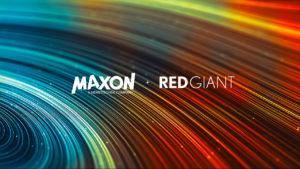 Maxon und Red Giant