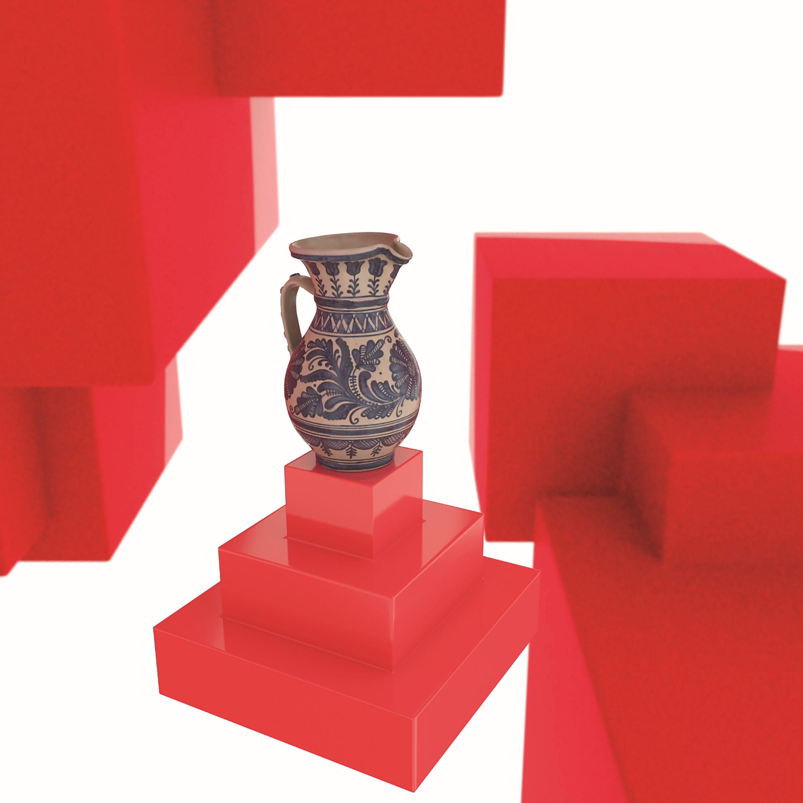 Die (HDR) Bühne beleuchtet nicht nur das Objekt, sondern schafft Details auf der Reflexionsebene.