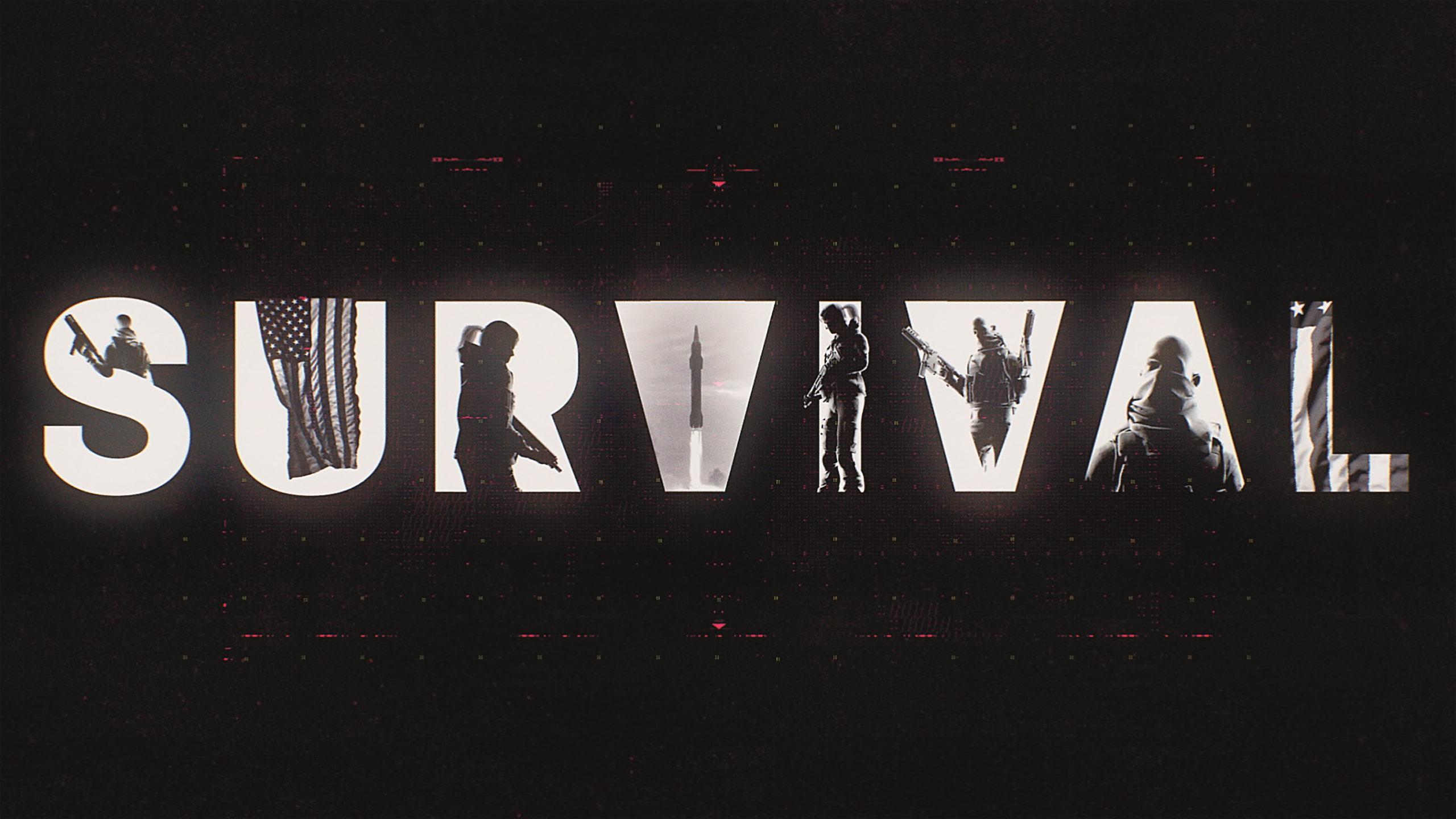 """Survival – das Ziel beim Spielen von """"The Division 2"""" darf nicht fehlen."""