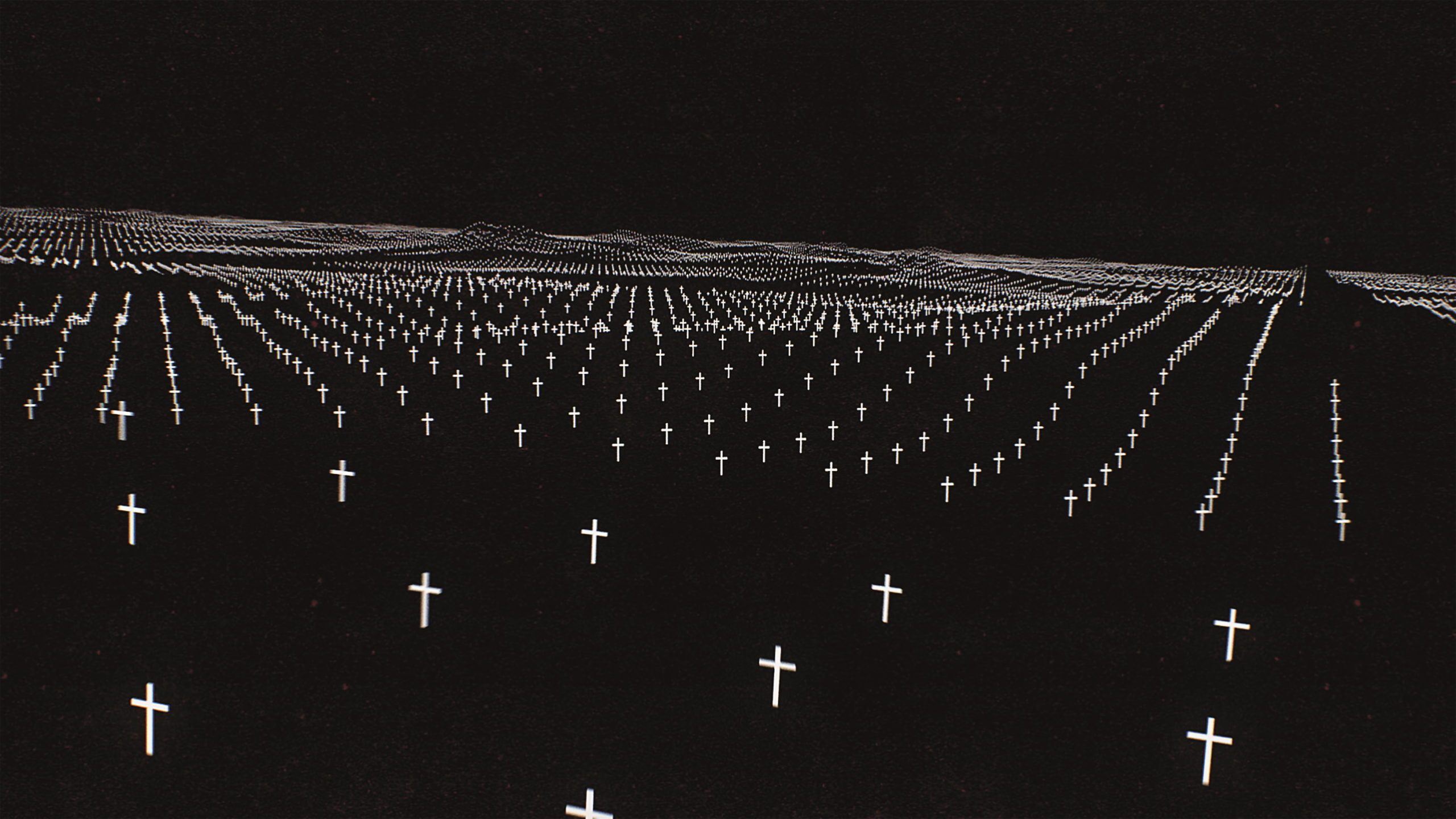 Visualisierung der hohen Todesopferzahl