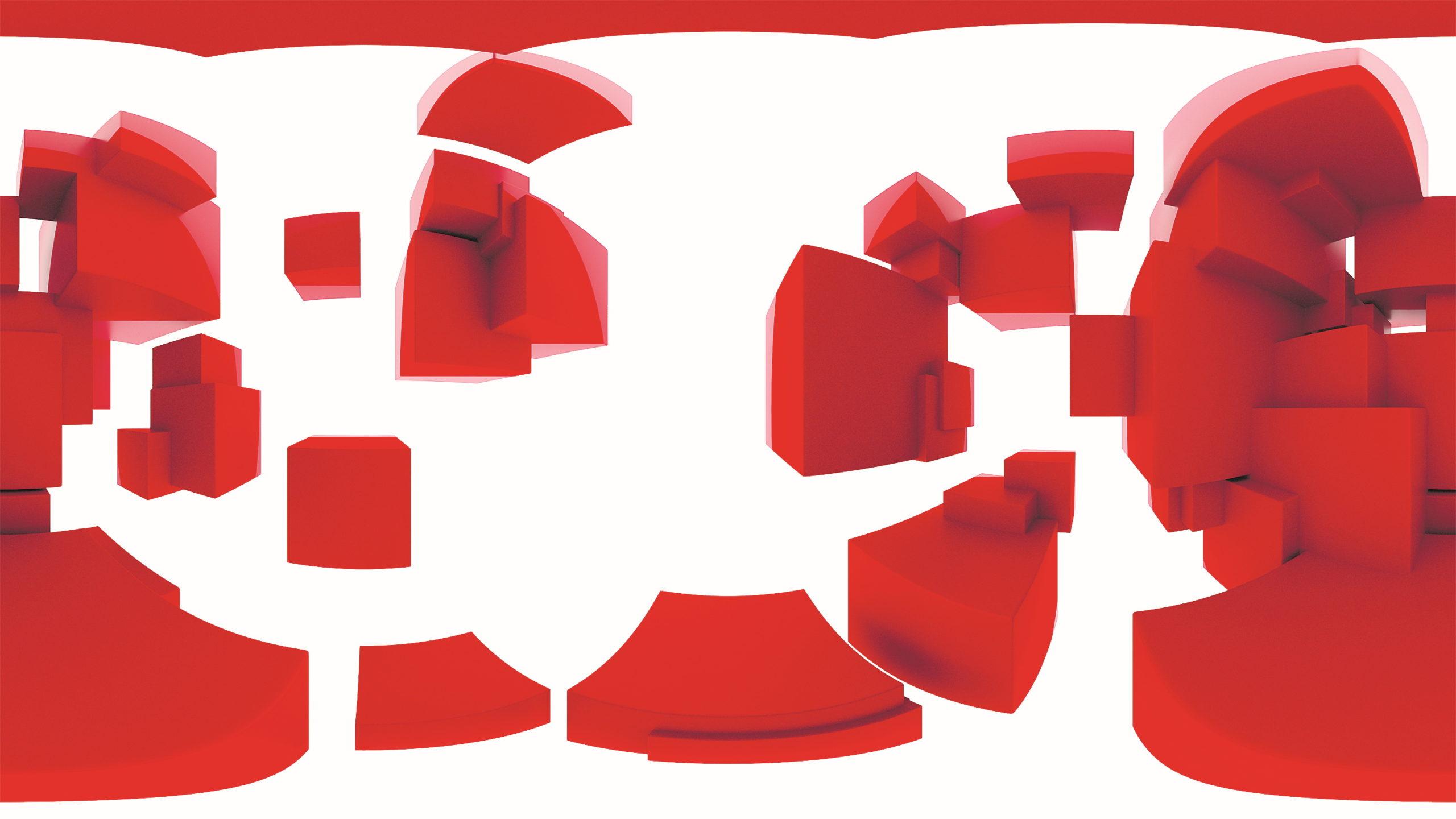 Self-Made HDR-Textur mit einer eigenen Bühne – ideal für Marketing- oder Werbeapplikationen.