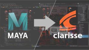 Maya-Clarisse Bridge