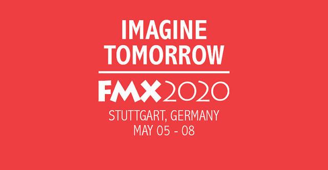 FMX 2020 Imagine Tomorrow