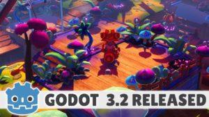 Godot 3.2